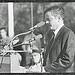 Staughton Lynd denounces Viet War at first mass rally: 1965