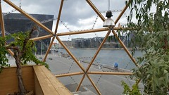 Eco-Dome Cafe (donXfive) Tags: year places copenhagen 2015 july month denmark