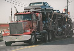 Western Star: RH Harding (PAcarhauler) Tags: westernstar semi truck tractor trailer carcarrier