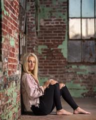Maddie (ibsnapn) Tags: girl beautiful blonde