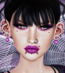 The Unspoken Tales (marduklust resident) Tags: sl avatar second life dae fangs marduklust iconic swallow suicidal unborn