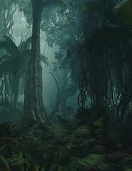 """Welcome to the Jungle"" (HodgeDogs) Tags: maya textures tree inexplore explore photography fransbouma larahjohnson nvidia pc games gaming jungle people squareenix crystaldynamics shadowofthetombraider"
