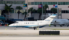 BAe125 | N191GH | FLL | 20191106 (Wally.H) Tags: bae125 british aerospace 125 n191gh fll kfll fortlauderdale hollywood airport