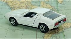 Alfa Romeo Montreal (1488) Norev JC L1220258 (baffalie) Tags: auto voiture miniature ancienne vintage classic old italian sport car coche diecast toys jeux jouet
