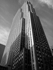 SLEEK AND TALL (lulukiwi86) Tags: design architecture building tall outside streets newyork ny shape trip