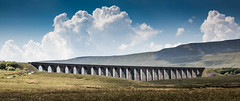 Ribblehead Viaduct (michael_d_beckwith) Tags: ribblehead viaduct ribbleheadviaduct via duct bridge bridges achitecture achitectural arch arches trainline train line landscape landcapes scape land rural historic historical history old famous landmark landmarks pretty pritty beautiful countryside country side tourism heritage 4k 8k uhd hires pic pictures photo photograph stock free public domain creative commons zero o large big panorama panoramic hills hill england english british european yorkshire scapes