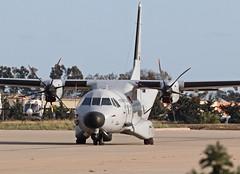 121119 - C295 - 16709 - Port AF - lemg (2) (Daniel Gib) Tags: airplanes airplane planes aircraft warplanes militaryaircraft portuguese casa
