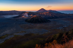 Mount Bromo, is an active volcano and part of the Tengger massif, in East Java, Indonesia. (vithuncivil) Tags: bromo indonesia volcano mount view java landscape surabaya mountain sunrise park tengger east semeru nature active smoke crater asia sky national scenic gunung beautiful scenery travel morning sunset nice adventure penanjakan summer background outdoor panorama cloud sight volcanic eruption seeing moutain panoramic massif fresh tree during tourism forest clouds