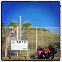 十余三東雲の丘 (foxfoto_archives) Tags: apple iphone8plus instagram