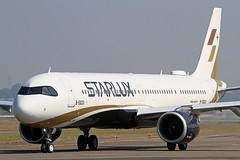 B-58201 Starlux Airbus A321-251NX (阿樺樺) Tags: b58201 starlux airbus a321251nx