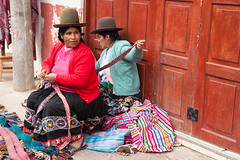 0574_untitled_620921 (Deb Schillbach) Tags: peru travel colors people street market cooking weaving texture abstract alpaca animal ladies andean food textile building flowers window hats pattern corn smile photography canon cusco