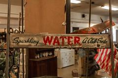A Club Soda (davidseibold) Tags: america antique jfflickr josephinesmercantile kitsapcounty photosbydavid portorchard postedonflickr sign text unitedstates usa washington