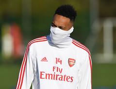 Arsenal Training Session (Stuart MacFarlane) Tags: sport soccer clubsoccer stalbans england unitedkingdom