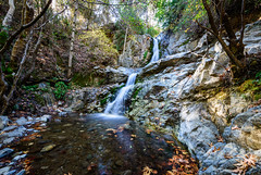 Mesa Potamos Falls (George Plakides) Tags: mesapotamos falls troodos akrolachaniasriver