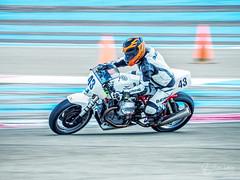 Moto guzzi (Eric Leroy Olympus Passion OMD & Pen) Tags: olympus em1 zuiko 75300 moto bike race course twins wwwolympuspassionfr sports motorsports