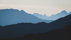 Silhouettes games (Jean-Luc Peluchon) Tags: montagne mountain monochrome ombre shadow fz1000 pyrénées france nouvelleaquitaine minimalism minimalisme nature impressive altitude