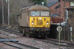 COATBRIDGE CENTRAL 56090 (johnwebb292) Tags: coatbridge diesel class 56 56090 colasrail