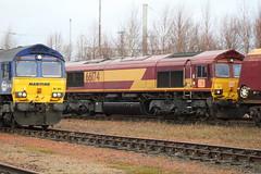MOSSEND 66174 (johnwebb292) Tags: mossend diesel class 66 dbs 66174