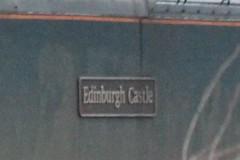 MOSSEND 47727 EDINBURGH CASTLE (johnwebb292) Tags: mossend diesel class 47 47727 edinburghcastle caledoniansleepers plaque