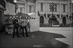 DR150802_0061D (dmitryzhkov) Tags: street life moscow russia human monochrome reportage social public urban city photojournalism streetphotography documentary people bw dmitryryzhkov blackandwhite everyday candid stranger
