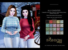 Le Fashion Whore - Ally Sweater @ TWE12VE EVENT (Kaylee Longfellow) Tags: twe12ve belleza freya isis maitreya lara slink hourglass tmp legacy sweater