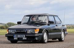 MIB 3504 (Nivek.Old.Gold) Tags: 1985 saab 900 turbo s dohc 16 3door 1985cc