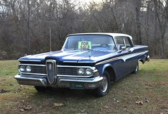 Edsel for sale (jimross90) Tags: ford edsel forsale lawrencecounty ohio