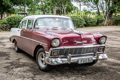 Voiture cubaine (Jeff-Photo) Tags: america amérique cu cub continentsetpays cuba canon vacances voitureaméricaine voitureancienne