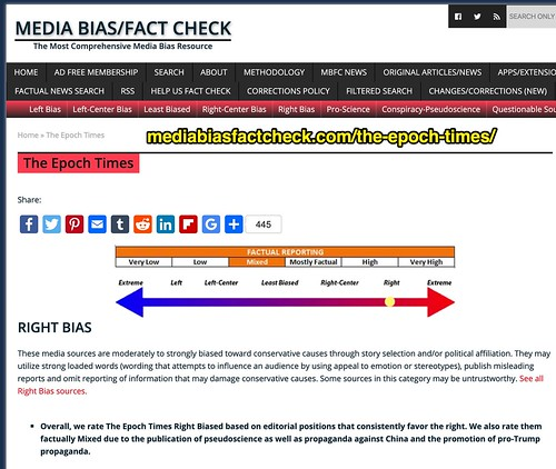 Media Bias Fact Check by Wesley Fryer, on Flickr