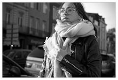 DSCF6379 (srethore) Tags: photo de rue street bw candid people 7artisans 35mm