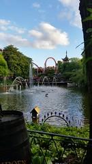 Water Scene (donXfive) Tags: year places copenhagen tivoligardens 2015 july month denmark