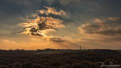 Westhoofd Lighthouse (BraCom (Bram)) Tags: 169 bracom bramvanbroekhoven goereeoverflakkee holland lighthousewesthoofd nederland netherlands ouddorp southholland vuurtorenwesthoofd zuidholland bomen bush cloud duinen dunes hazy heiig landscape landschap lighthouse sky struik sun sunrays trees vuurtoren widescreen wolk zon zonnestralen