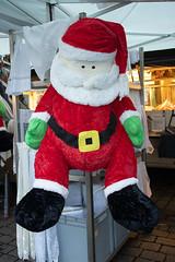 Christmas in Den Bosch. (PeteMartin) Tags: doll christmas santa xmas denbosch netherlands