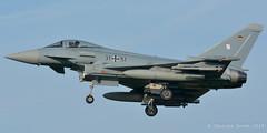 EF2000  31+51  TLG-31  - German AF (C.Dover) Tags: ef2000gs tlg31 typhoon luftwaffe norvenich geraf 3151 germanaf eurofighter ef2000