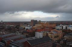 20191214 10 Groningen - UMCG vanaf Forum (Sjaak Kempe) Tags: 2019 winter december sjaak kempe sony dschx60v nederland the netherlands niederlande groningen stad forum