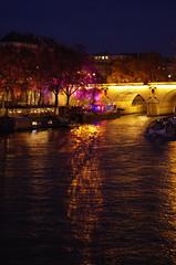 311 Paris Novembre 2019 - Pont Marie (paspog) Tags: paris france novembre november 2019 sine rivière river fluss fleuve pont bridge brücke pontmarie