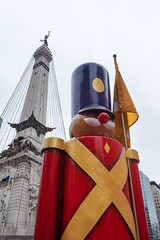 March of the Toy Soldiers (janedsh) Tags: indianapolis indiana marion county monument downtown places soldier photo by jane holmanphotoscom marioncounty photobyjane