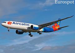 F-ONET Airbus A330 Neo Air Calin (@Eurospot) Tags: fonet airbus a330 neo 1938 aircalin a330900 toulouse blagnac