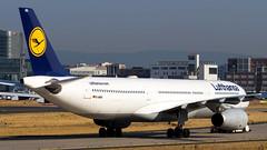 Airbus A330-343 D-AIKD Lufthansa (William Musculus) Tags: fraport frankfurt am main rhein frankfurtmain fra eddf airport flughafen spotting aviation plane airplane william musculus daikd lufthansa airbus a330343 a330300 lh dlh