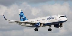 A320 | N715JB | FLL | 20191107 (Wally.H) Tags: airbus a320 n715jb jetblueairways fll kfll fortlauderdale hollywood airport