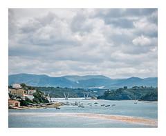 Vila Nova de Milfontes, Portugal (Sr. Cordeiro) Tags: milfontes vilanovademilfontes alentejo portugal praia beach rio river vista view nuvens nublado cloud cloudy panasonic lumix fz1000