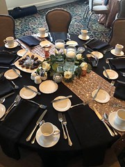 Esinberg Ceremony 2019 (FestivitiesMN) Tags: ceremony reception table setting imperial runne blush diamond floral