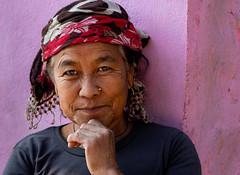 Nepal (ravalli1) Tags: nepal himalayas bandipur traditional woman people gurung trek keranddowney asia streetphotography