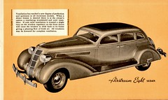 The Great New Chryslers for 1935 (Jasperdo) Tags: brochure pamphlet chrysler automobile car vehicle airstream8 sedan