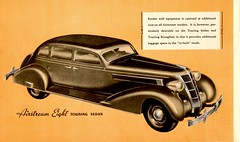 The Great New Chryslers for 1935 (Jasperdo) Tags: brochure pamphlet chrysler automobile car vehicle airstream8 touringsedan
