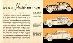 The Great New Chryslers for 1935 (Jasperdo) Tags: brochure pamphlet chrysler automobile car vehicle frame