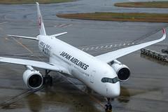 JA02XJ A350-900 Japan Airlines (JaffaPix +5 million views-thanks...) Tags: japan airplane flying aircraft aviation flight aeroplane airline runway airliner hnd tokyoairport jaffapix davejefferys haneda planespotting hanedaairport rjtt tokyohaneda ja02xj 350 airbus japanairlines a359 a350 a350900