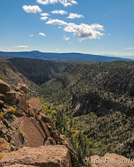 On the Way to the Stone Lions (BFS Man) Tags: bandelieralamo canyon d300 newmexico nikon bandeliernationalmonument usa