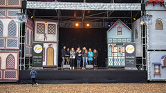 Christmas in Den Bosch. (PeteMartin) Tags: child choir christmas denbosch stage xmas netherlands