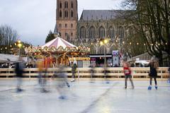 Christmas in Den Bosch. (PeteMartin) Tags: christmas denbosch ice rink skating xmas netherlands